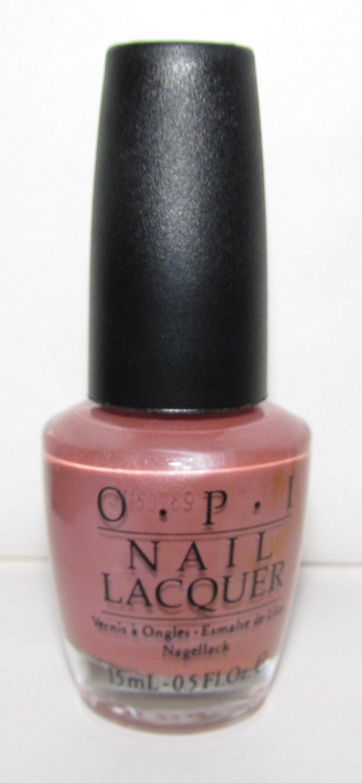 OPI Nail Polish - Suzi Sells Sushi By The Seashore NL J11 - NEW