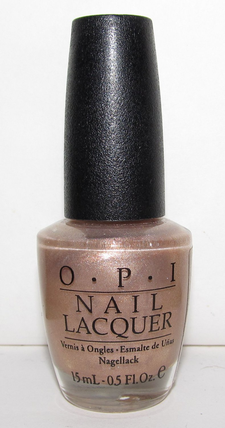 OPI Nail Polish - Cozu-Melted in the Sun NL M27 NEW