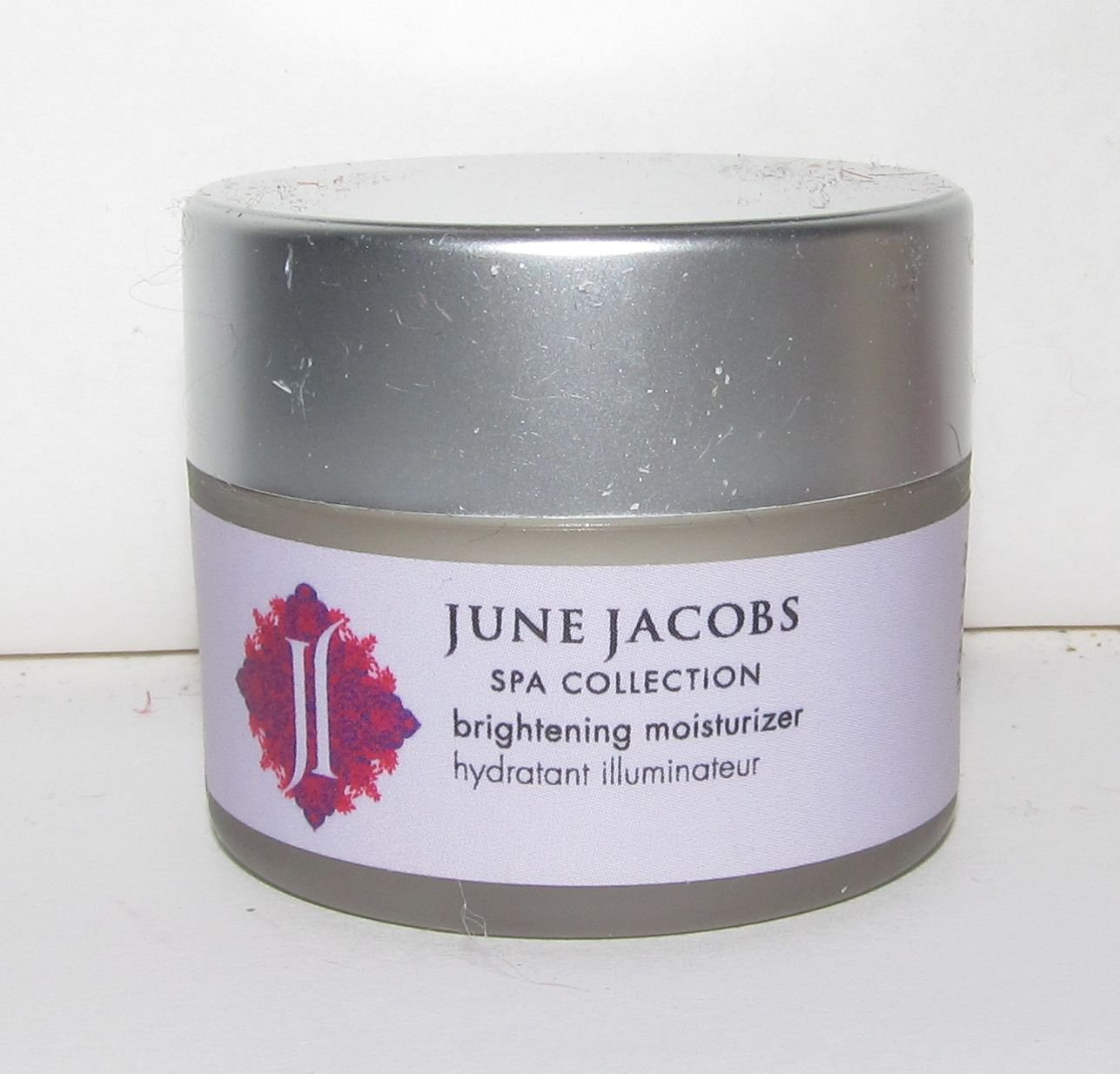 June Jacobs - Brightening Moisturizer Trial Size - NEW