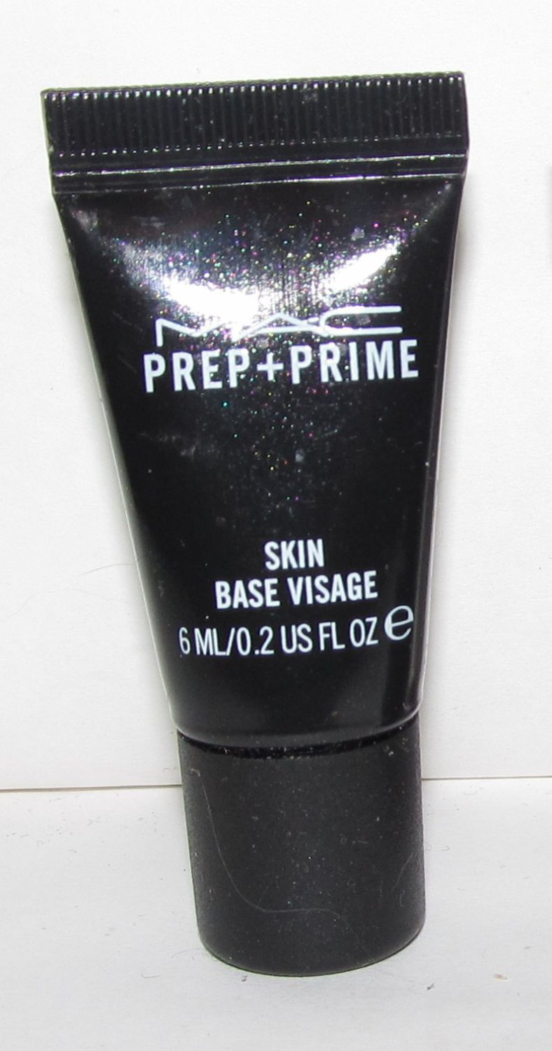 MAC - Prep + Prime Skin Base Visage - Travel Size - NEW
