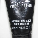 MAC - Prep + Prime Natural Radiance Base Luminere - Travel Size - NEW