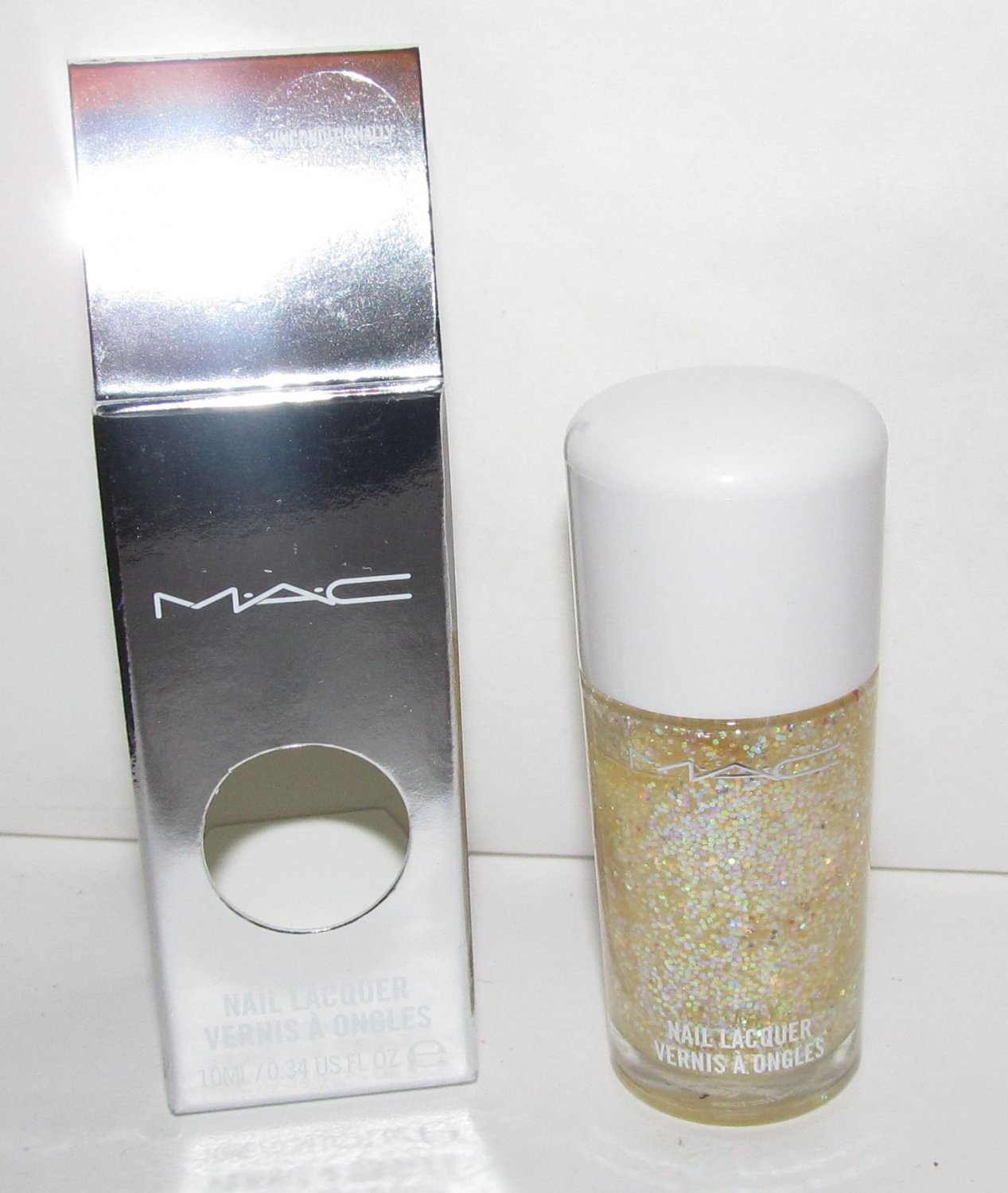 MAC Nail Polish - Unconditionally Fabulous - NIB
