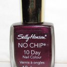 Sally Hansen Nail Polish - No Chip - Dark Roses - NEW