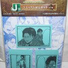 Attack on Titan - Sticky Notes, Eren, Levi and Hange - NEW