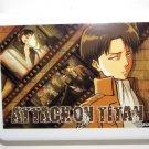 Attack on Titan - Levi - Plastic Case - NEW