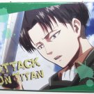 Attack on Titan - Levi - Small Tin Case - NEW