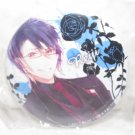Diabolik Lovers - Button - Reiji Sakamaki - Smiling - NEW