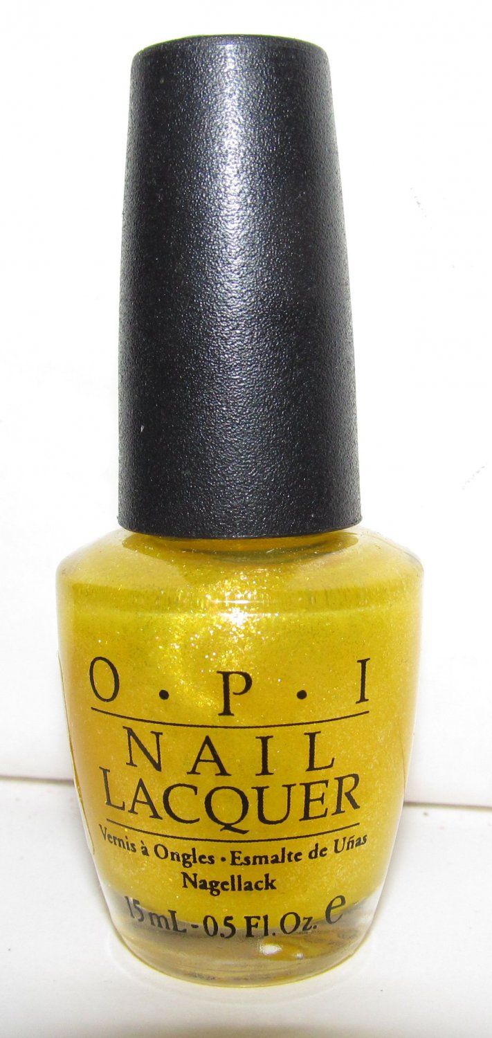 OPI Nail Polish - That's All Bright With Me NL B48 - NEW
