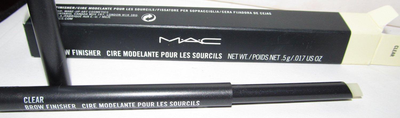 MAC Brow Finisher - Clear  -  NIB