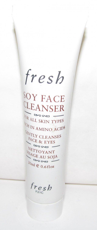 Fresh - Soy Face Cleanser - 0.6 fl oz - NEW