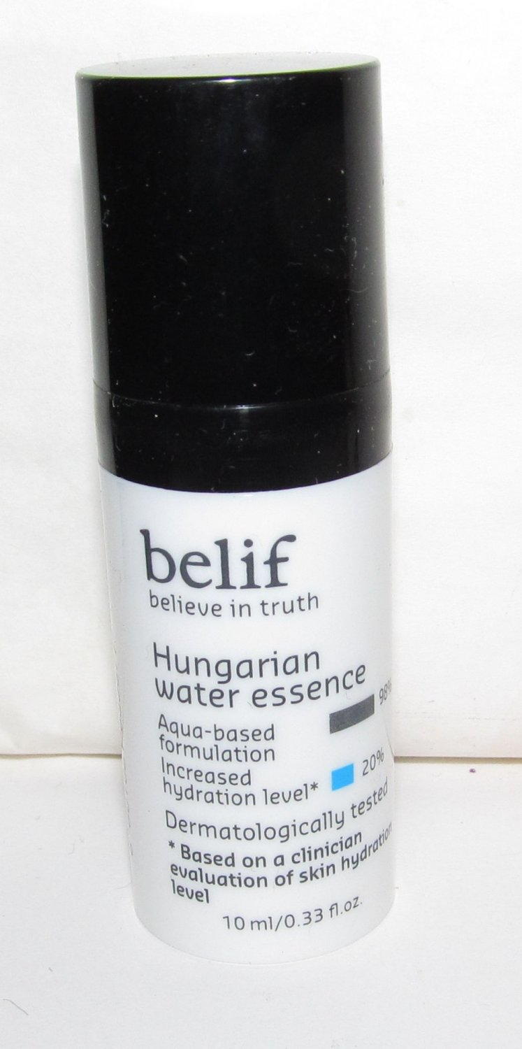 belif - Hungarian Water Essence - Travel Size - NEW