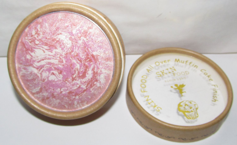 Skin Food - All Over Muffin Cake Finish - #1 Strawberry Honey - NEW