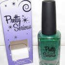 Pretty Serious Nail Polish - Hello World - NEW