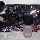 MAC Shiny Pretty Things Makeup Bag AND Prep + Prime Fix + Rose - NEW