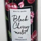 Bath & Body Works - White Barn - Black Chery Merlot Fine Fragrance Mist - NEW
