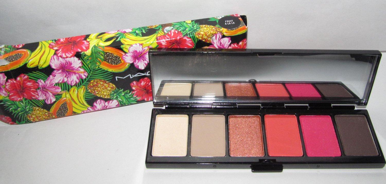 MAC Eye Shadow Palette - Fruit A La La - NEW