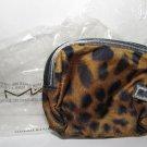 MAC - Leopard Makeup Bag - NEW