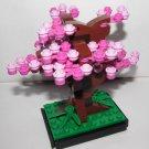 LEGO - Moc Sakura Tree - Cherry Blossom - Japanese Exclusive - NEW