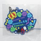 King of Prism - Thank You & Goodbye Forever... Rubber Charm - NEW
