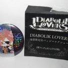 Diabolik Lovers - Button Can Badge - Shin Tsukinami- NEW
