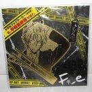 Durarara!!x2 - Shizuo Heiwajima Gold Ornament - NEW