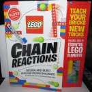 LEGO Chain Reactions Book - NEW