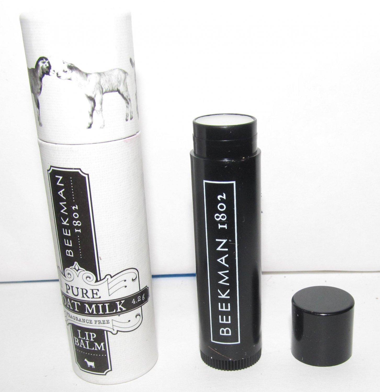 Beekman 1802 - Pure Goat Milk Lip Balm - NEW