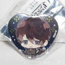 Diabolik Lovers - Button Can Badge - Mukami Ruki - Heart Shaped