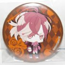 Diabolik Lovers - Lost Eden - Yuma Mukami - Button Can Badge - NEW