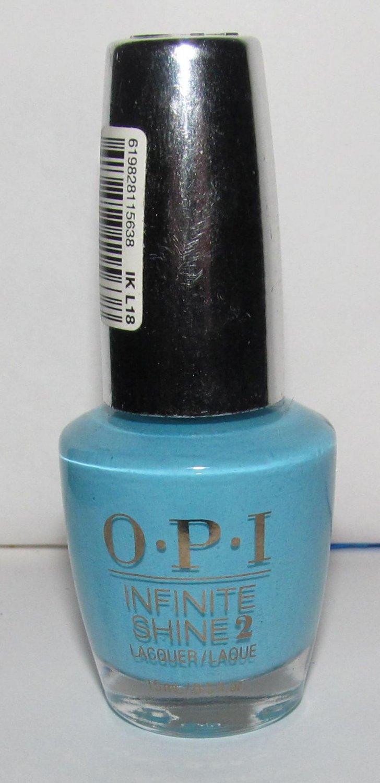 OPI Nail Polish - To Infinity & Blue-yond IK L18 - NEW