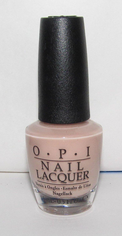 OPI Nail Polish - Bubble Bath NL S86 - NEW