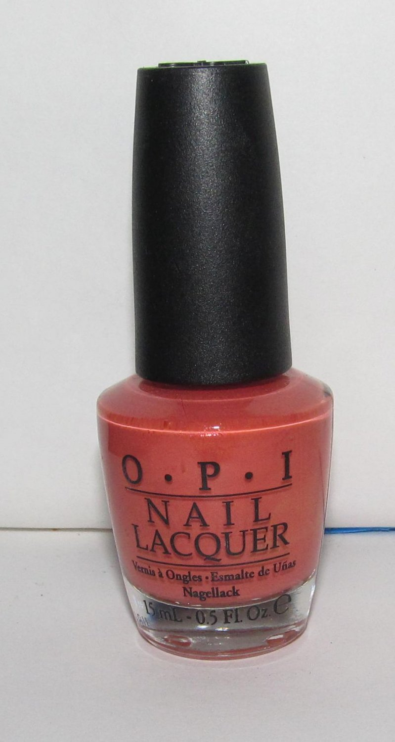 OPI Nail Polish - Are We There Yet? NL T23 - NEW