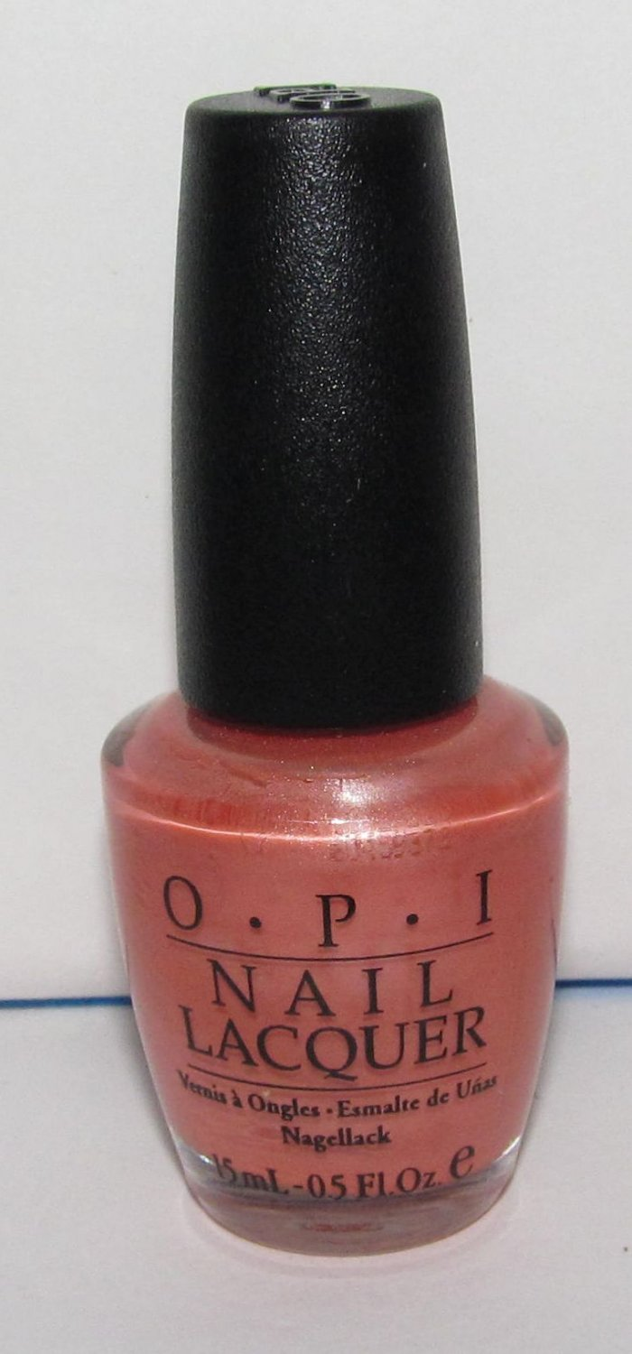 OPI Nail Polish - Melon of Troy NL G12 - NEW