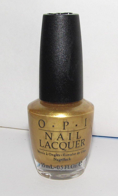 OPI Nail Polish - Symphony in Gold SR 4C7 - NEW