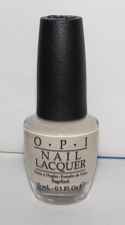 OPI Nail Polish - My Vampire is Buff NL E82 - NEW