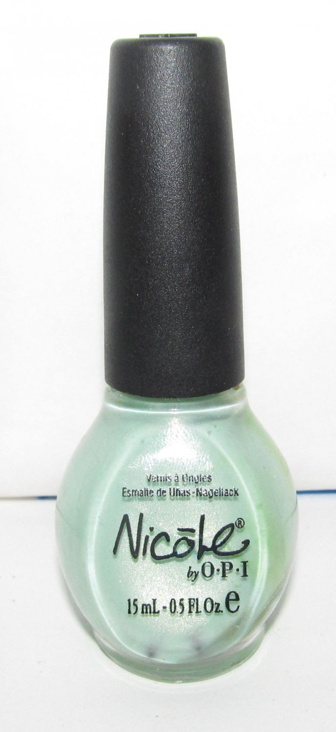 Nicole by OPI - Hint of Mint - NI 286 NEW