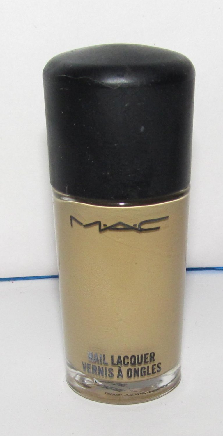 MAC - In the Buff Nail Polish NEW