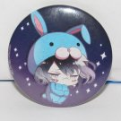 Diabolik Lovers - Azusa Mukami Rabbit - Button Can Badge - NEW