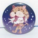 Diabolik Lovers - Yuma Mukami Leopard - Button Can Badge - NEW