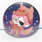 Diabolik Lovers - Shin Tsukinami Wolf - Button Can Badge - NEW