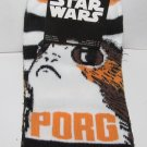 Disney No Show Socks - Porg - NEW
