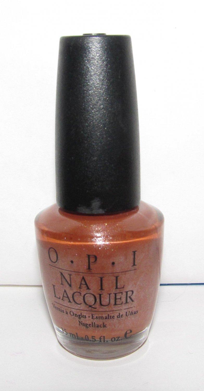 OPI Nail Polish - Basque in the Sun NL E12 - NEW