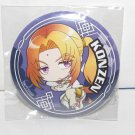 Saiyuki Reload Blast - Button Can Badge - Konzen Doji - NEW