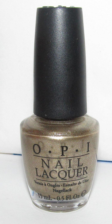 OPI Nail Polish - Glitzerland NL Z19 - NEW