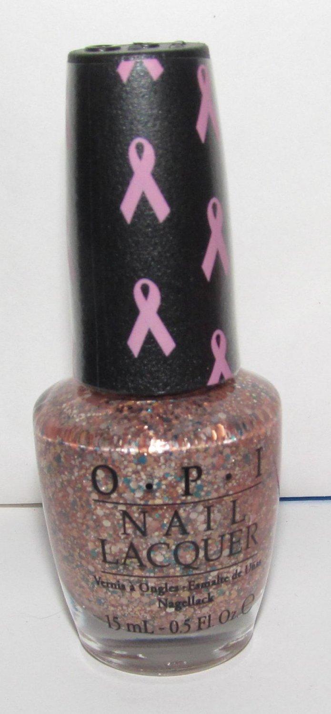 OPI Nail Polish - More Than A Glimmer SR E96 - NEW Pink of Hearts