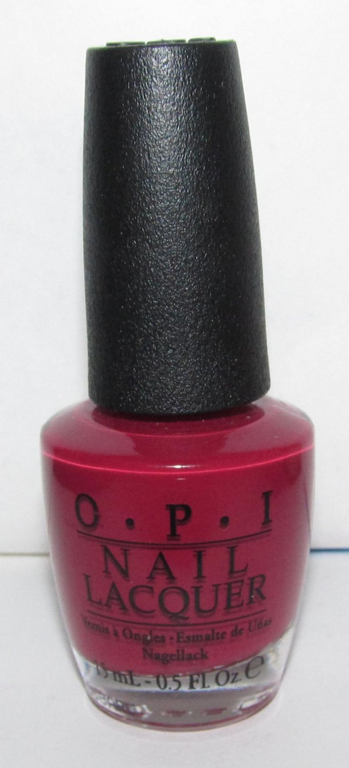 OPI Nail Polish - From A to Zurich NL Z12 - NEW