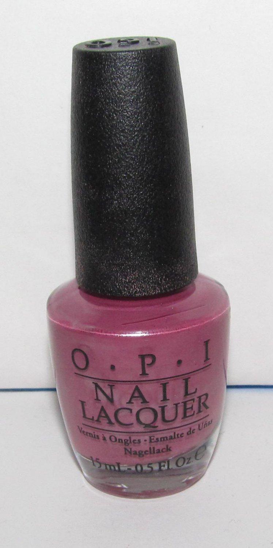 OPI Nail Polish - Just Lanai-ing Around NL H72 - NEW