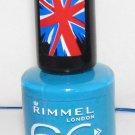 Rimmel Nail Polish - 240 Blue My MInd - NEW