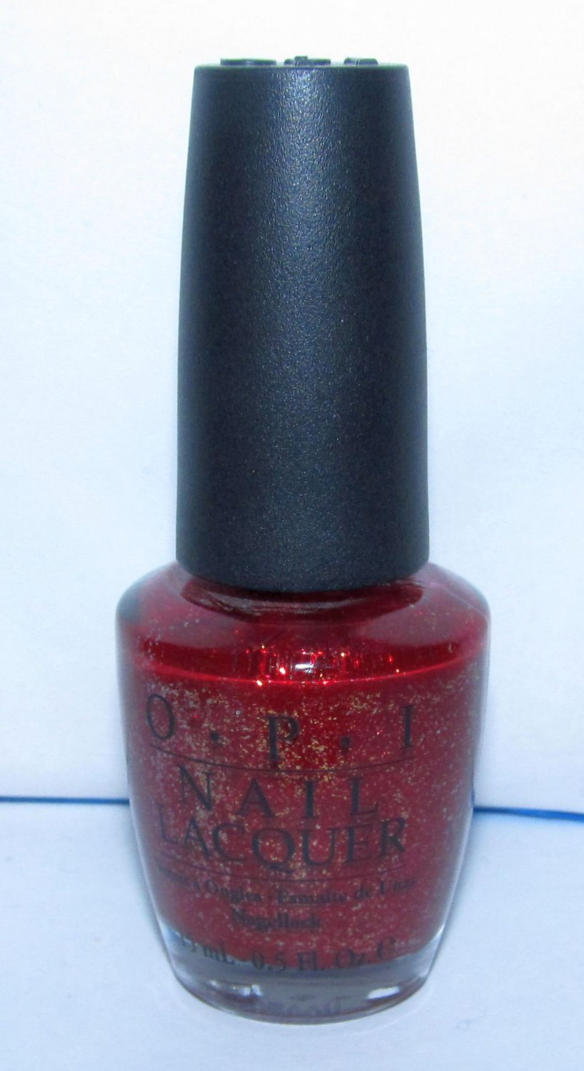 OPI Nail Polish - Smitten with Mittens HL A12 - NEW