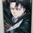Attack on Titan - Levi & Colossal Titan Tin  - NEW